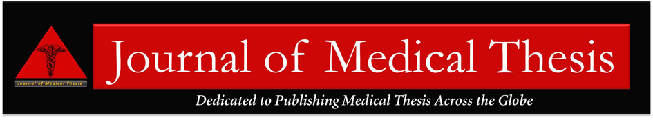 Journal of Medical Thesis
